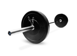 Deadlifts with Dumbbells vs Barbell - Barbell